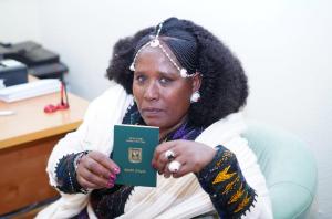 Die äthiopische Alijah geht weiter